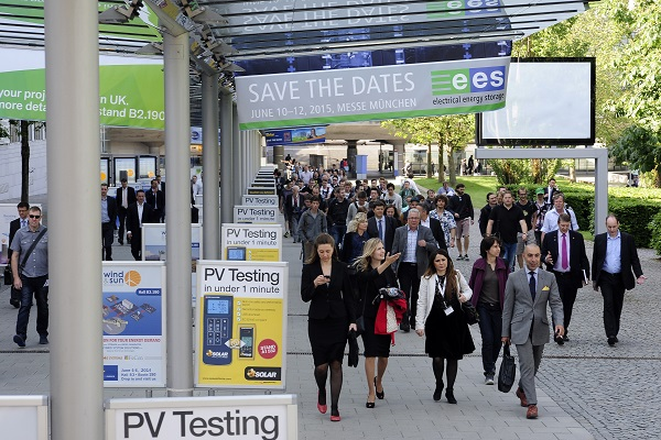 Intersolar Europe 2014 36