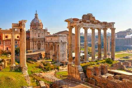 roma city index