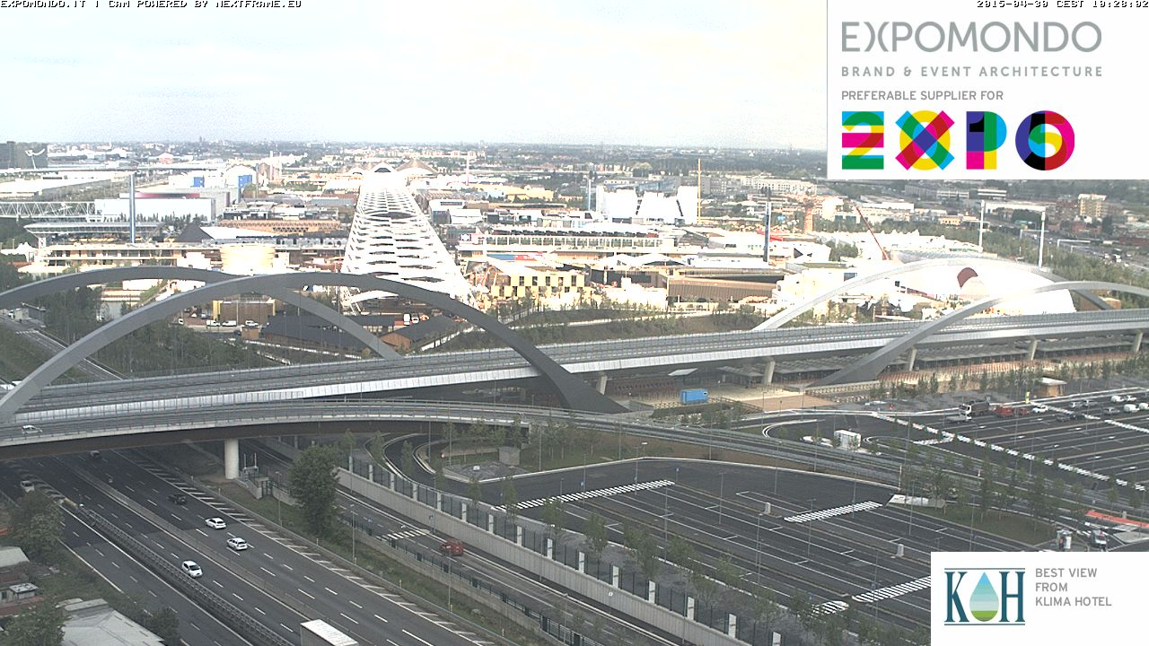 expo webcam